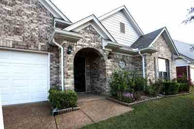 Arlington Single Family Home Contingent: 5492 Brayton