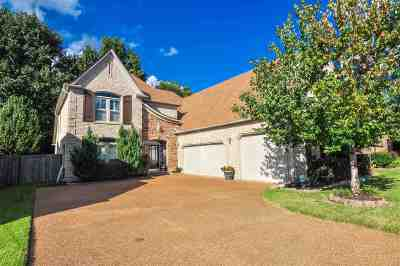 Collierville Single Family Home For Sale: 11288 Deep Pond