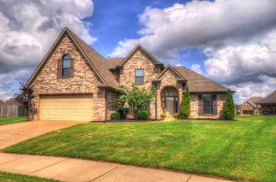 Olive Branch Single Family Home For Sale: 4242 Three Wishes
