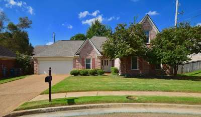 Cordova TN Single Family Home For Sale: $215,000