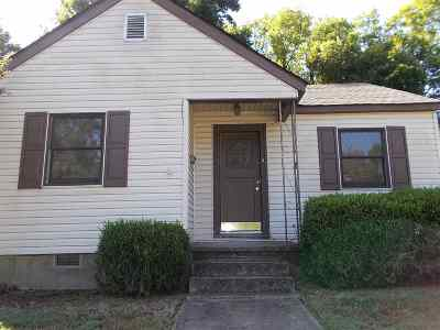 Ripley Single Family Home For Sale: 138 Church