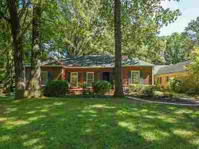 Memphis Single Family Home For Sale: 60 Robert Dell