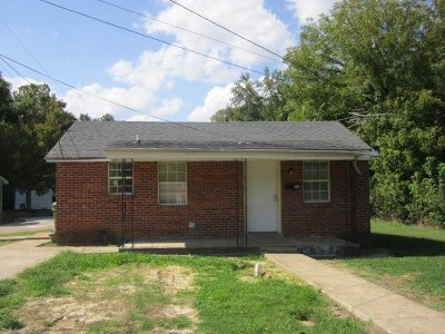 Ripley Single Family Home For Sale: 134 Center