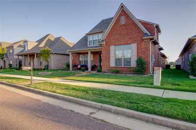 Collierville Single Family Home For Sale: 1607 Quail Forest