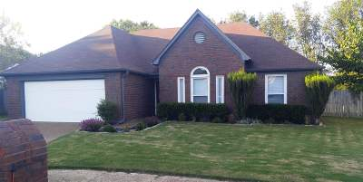 Collierville Single Family Home Contingent: 168 Leake Place