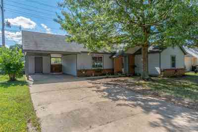 Memphis TN Single Family Home Contingent: $115,000
