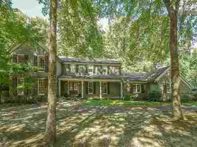 Memphis Single Family Home For Sale: 6244 E Shady Grove