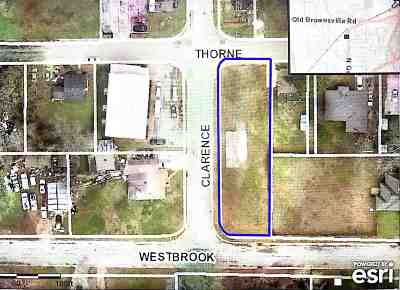 Bartlett Residential Lots & Land For Sale: 4756 Clarence