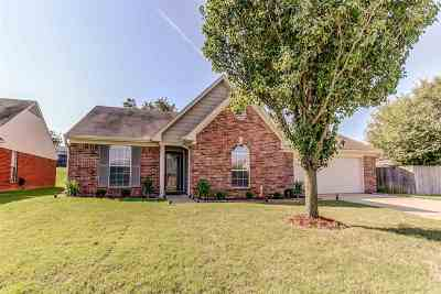 Southaven Single Family Home For Sale: 1883 Cresent