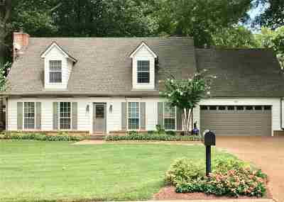 Collierville Single Family Home For Sale: 430 N Main