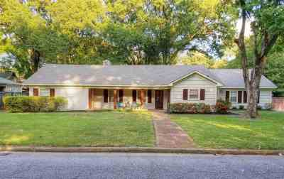 Memphis Single Family Home For Sale: 260 S Fenwick