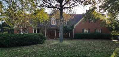 Memphis Single Family Home For Sale: 3444 S Tournament