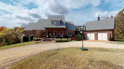 Unincorporated TN Single Family Home For Sale: $589,900