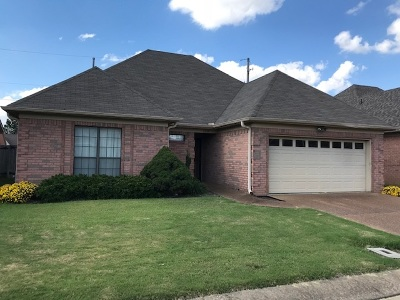 Millington Single Family Home For Sale: 6863 Baywood