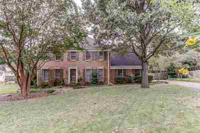 Collierville Single Family Home For Sale: 10263 Beaver Wood