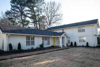 Memphis Single Family Home For Sale: 6655 Massey