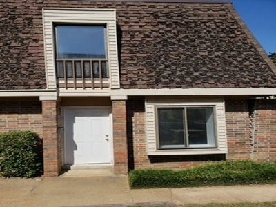 Germantown Rental For Rent: 6596 S Poplar Woods #6