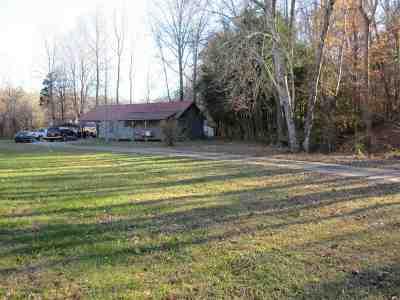 Selmer Single Family Home For Sale: 1706 Rose Creek