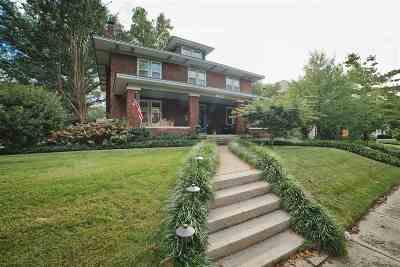 Memphis Single Family Home For Sale: 1545 Vinton