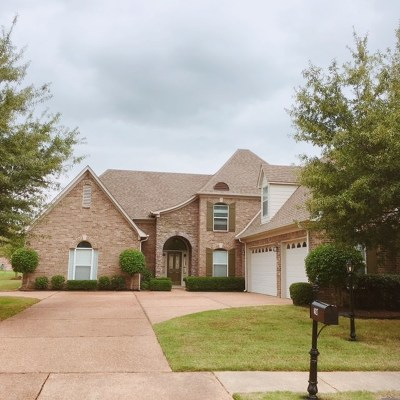 Collierville Single Family Home Contingent: 4627 Barkley Manor
