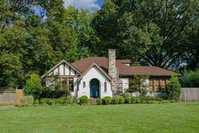 Memphis Single Family Home For Sale: 522 S Prescott