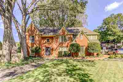 Collierville Single Family Home For Sale: 3416 Bent Creek