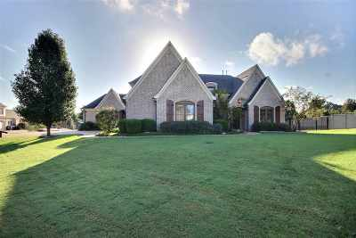 Piperton Single Family Home For Sale: 55 Green Tree