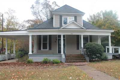 Covington Single Family Home For Sale: 502 Maple