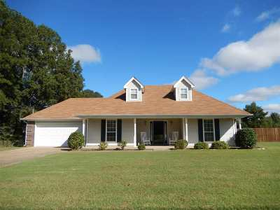 Rossville Single Family Home For Sale: 260 Cotton Bend