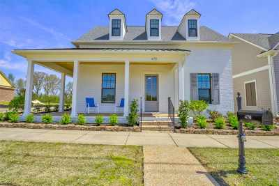 Collierville Single Family Home For Sale: 470 S Shea
