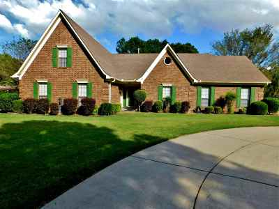 Piperton Single Family Home For Sale: 990 Hwy 196
