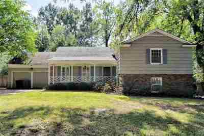 Memphis Single Family Home Contingent: 5481 Fiesta