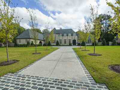Collierville Single Family Home Contingent: 314 Dubray Manor