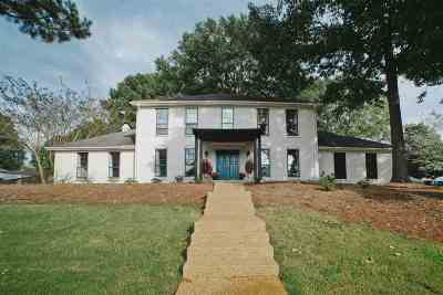 Germantown Single Family Home Contingent: 7995 Cross Ridge