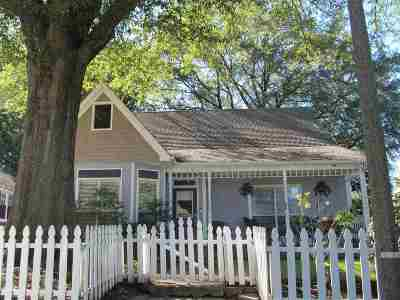 Memphis Single Family Home For Sale: 1021 Meda