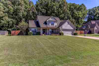 Atoka Single Family Home For Sale: 328 Farmer