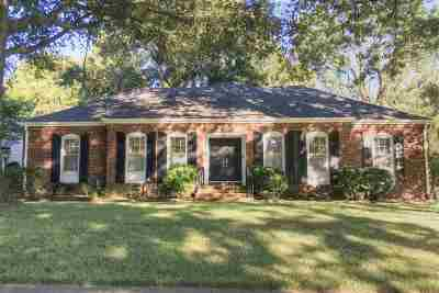 Memphis Single Family Home For Sale: 520 Wild Cherry