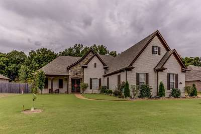 Bartlett Single Family Home For Sale: 5015 Forest Oasis