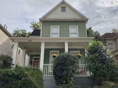Memphis Single Family Home For Sale: 2085 Peabody