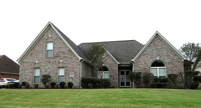 Bartlett Single Family Home For Sale: 8951 Carriage Creek