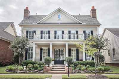 Collierville Single Family Home Contingent: 157 Cottage Grove