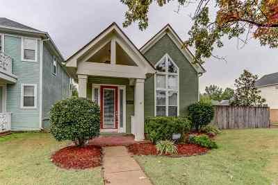 Memphis Single Family Home For Sale: 1209 Island Place
