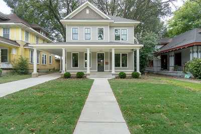 Memphis Single Family Home For Sale: 1379 Agnes Place
