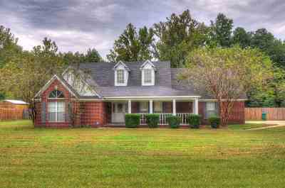 Atoka Single Family Home For Sale: 1067 Walker Parkway