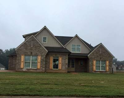 Atoka Single Family Home For Sale: 105 Cherrybark