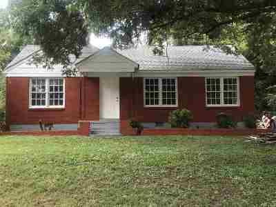 Memphis TN Single Family Home For Sale: $64,900