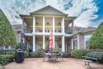 Memphis Single Family Home For Sale: 3665 Classic