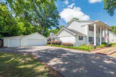 Collierville Single Family Home For Sale: 83 E White
