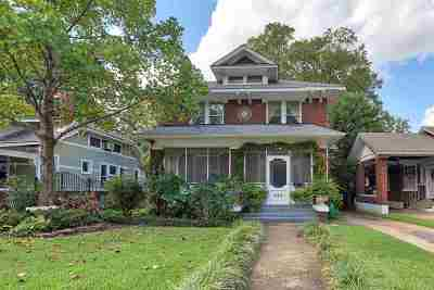 Memphis Single Family Home For Sale: 425 N McNeil