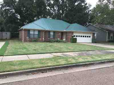 Millington Single Family Home For Sale: 4311 Water Briar